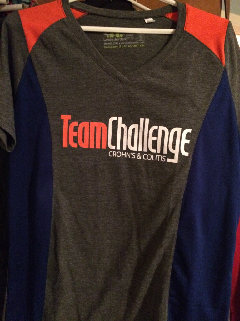 TeamChallengeTrainingShirt