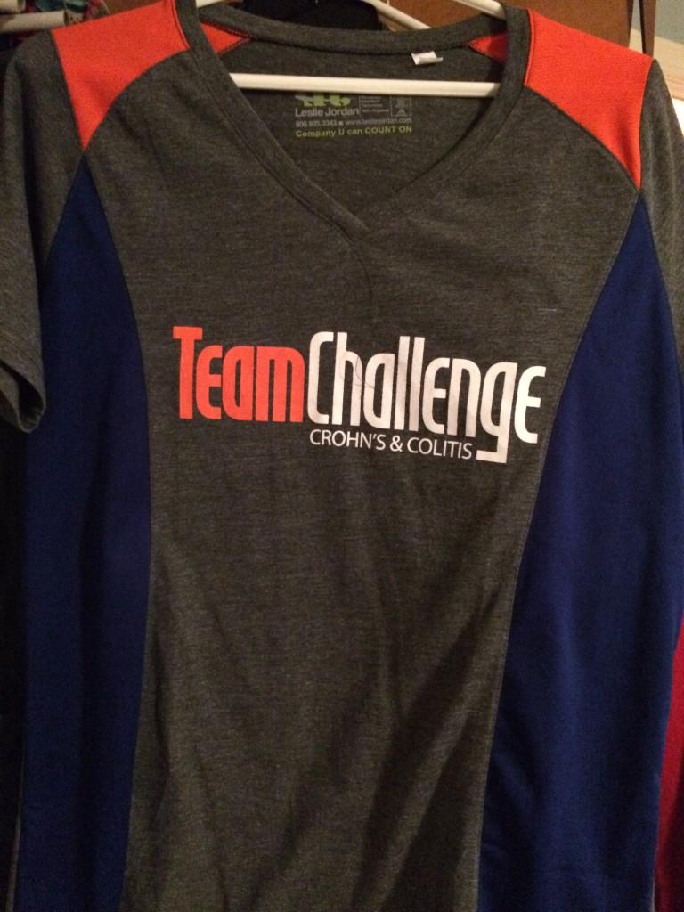 TeamChallengeTrainingShirt