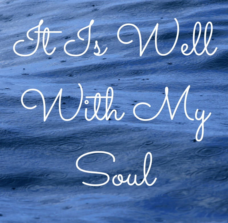 It Is Well With My Soul - Version 2