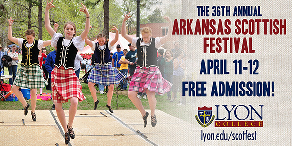 Arkansas Scottish Festival 2015