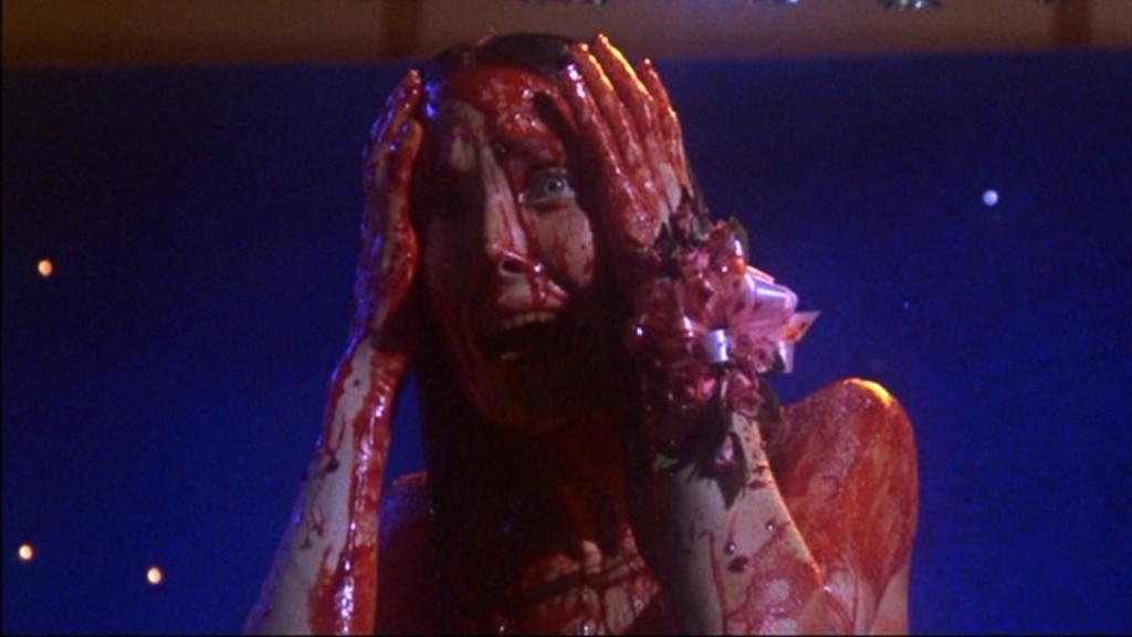 """Sissy Spacek in """"Carrie,"""" 1976."""