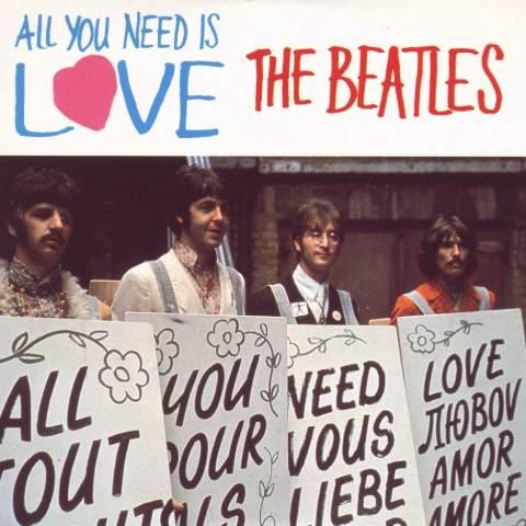 Beatles-AllYouNeedIsLove